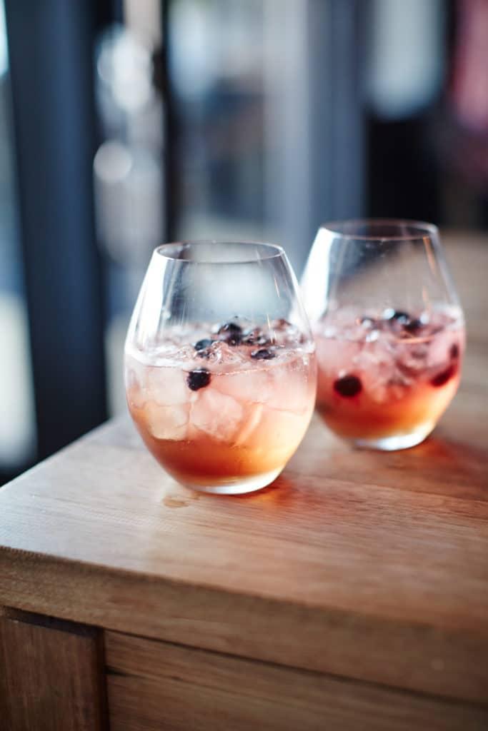 Rutherglen muscat cocktail Campbells