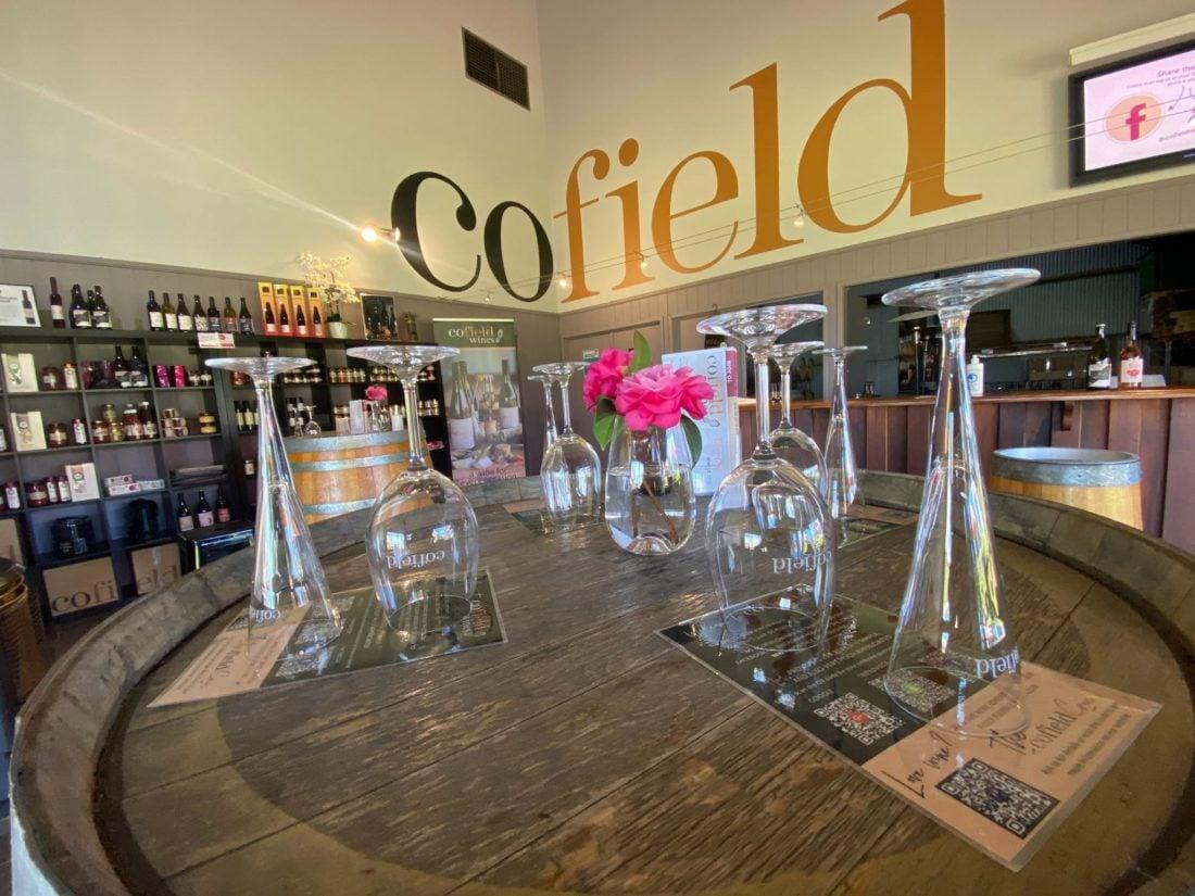 Cofield Wines Cellar Door